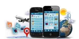in vacanza con le app: organizza il tuo viaggio su iPhone, Android e Blackberry