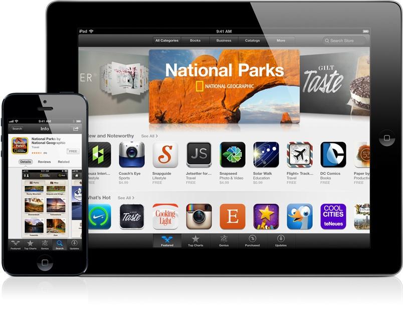 iOs 6: oltre 200 novità, fb, Siri, Face Time, Mappe, Passbook, app