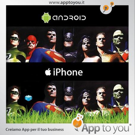 Apple versus Android