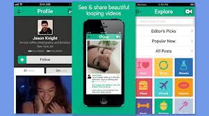 vine app twitter iphone