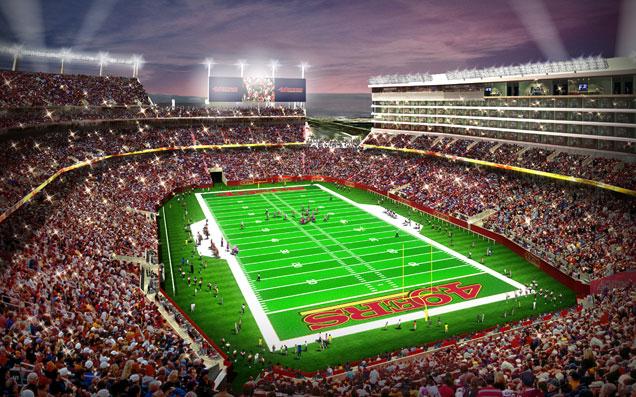 stadio 49ers