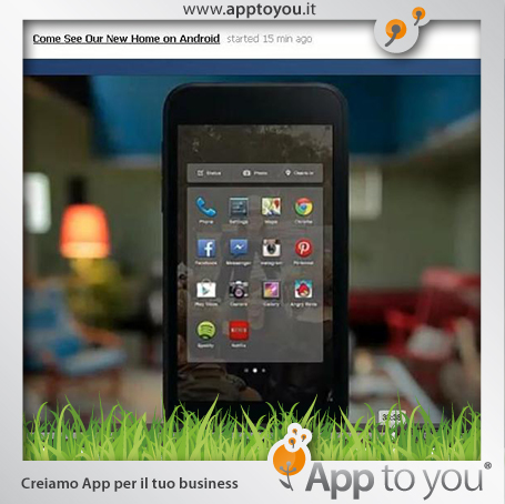 fb home app