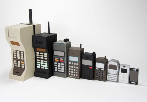 telefoni celklulari evoluzione