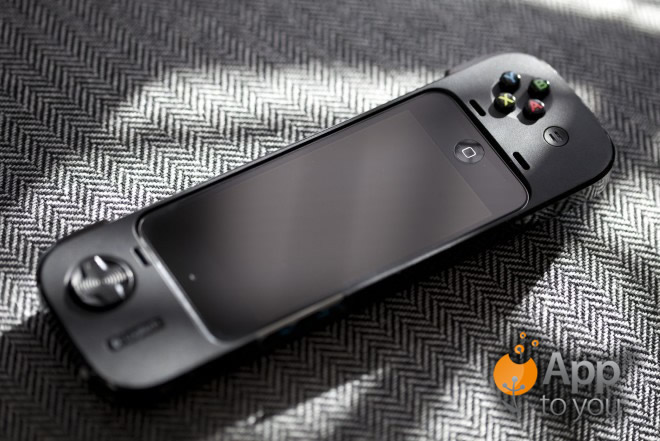 logitech controller iphone app consolle playstation