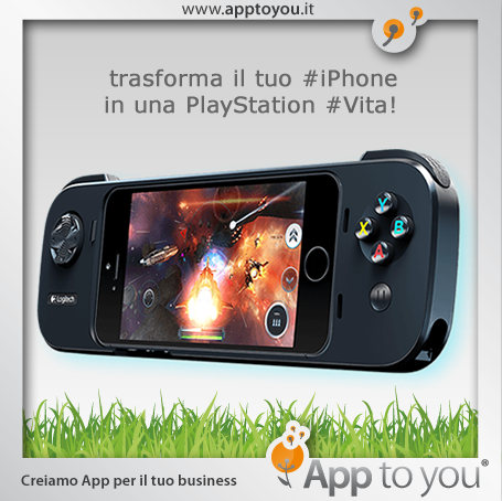 iphone controller playstation gioco app 3d logitech