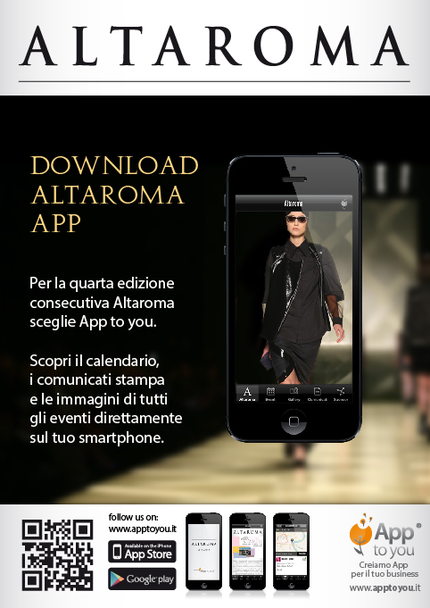 altaroma gennaio 2014 app store iphone android ipad