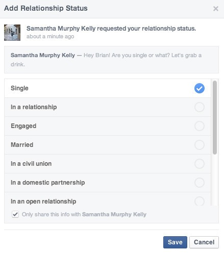 Facebook-add-relationship-status