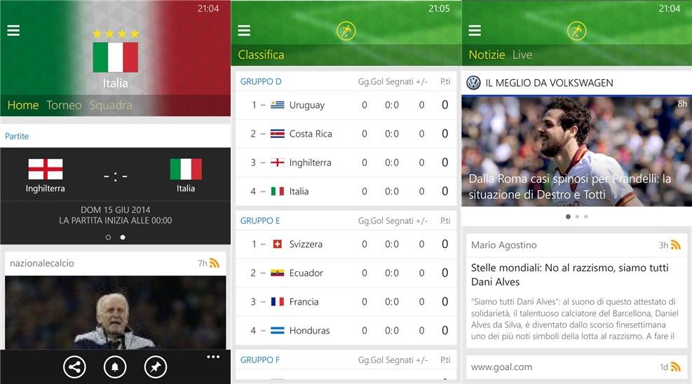 Onefootball Brasil - Mondiali