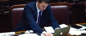Matteo Renzi parlamento