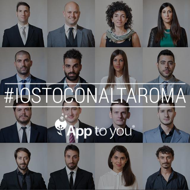 altaroma iostoconaltaroma-apptoyou