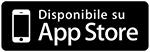 l'invisibile badge app store disponibile