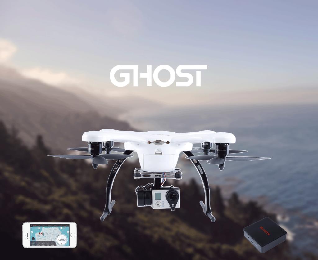 drone ghost auto-follow