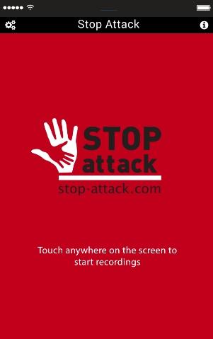 stop-attack testimone digitale