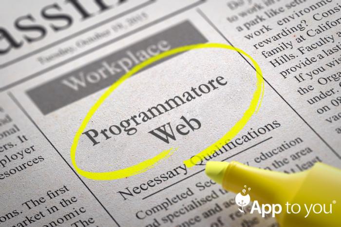 annuncio-di-lavoro-sviluppatore-Web