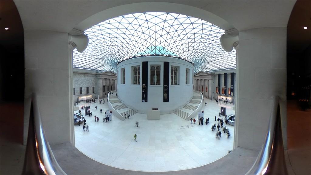 British Museum app virtual reality
