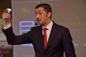 Innovazione del futuro con Giancarlo Orsini