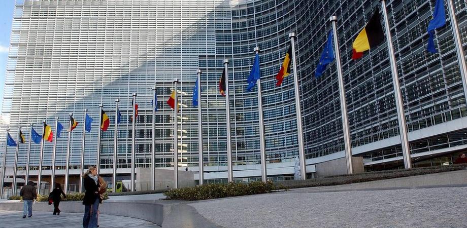 La sede del parlamento europeo a Strasburgo