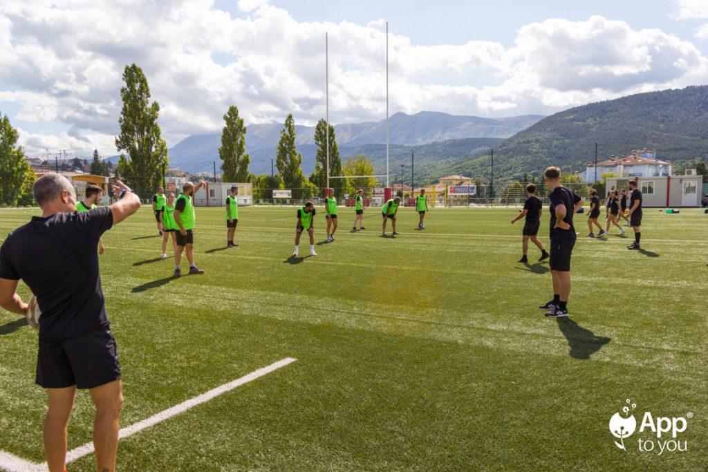 apptoyou squadre rugby coach allenatore partita team campo app to you agenzia digitale digital agency roma milano
