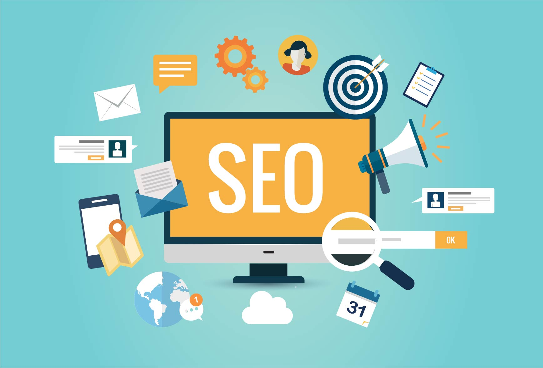 Digital Marketing, Social Media Marketing, Content Marketing, SEO on site, SEO off site, Digital Marketing Strategy, Content is King, Digital marketing per aziende