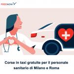 free now taxy gratis covid coronavirus innovazione apptoyou app to you comunicazione adv