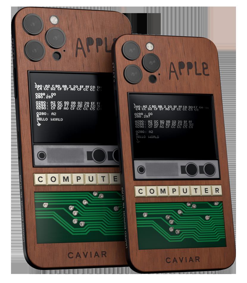 Caviar iPhone Apple 1