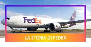 La storia di FedEx